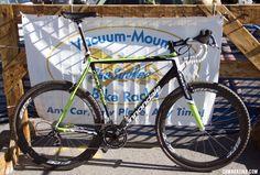 Ryan Trebon's 2013 Cannondale SuperX Carbon Cyclocross Bike
