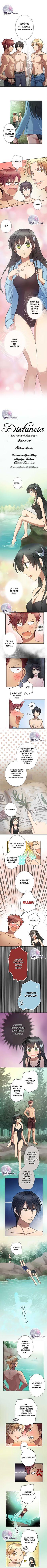 Distancia ~ The Untouchable One Capítulo 20 página 1 - Leer Manga en Español gratis en NineManga.com