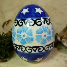 Easter is coming and Polish pottery can help to create the right atmosphere