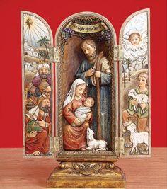 Nativity Sets~ Very European!