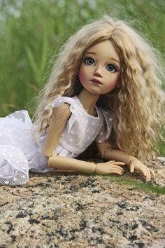 Луна лайт тан от Лиз Фрост / BJD - шарнирные куклы БЖД / Бэйбики. Куклы фото. Одежда для кукол