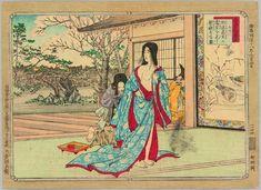 Peeping - Abbreviated Japanese History