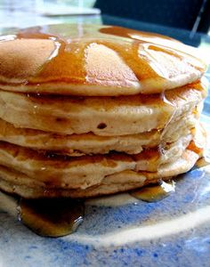 Chocolate Therapy: Peanut Butter Pancakes