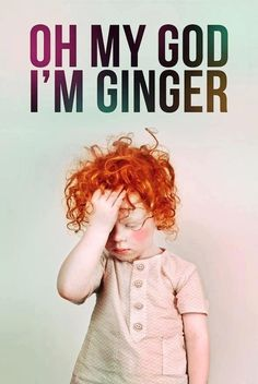 For you red heads!