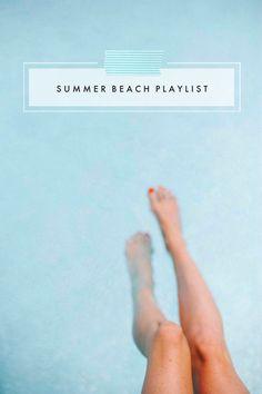 Summer 2015 Beach Playlist