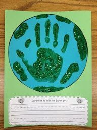 earth day preschool crafts - Google Search