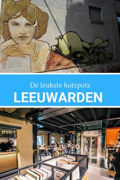 Leeuwarden: bekijk alle hotspots in Leeuwarden. Stuff To Do, Things To Do, Away We Go, Mata Hari, Weekender, Places To See, Netherlands, Travel Photography, To Go