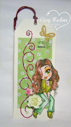 Latinas Arts and Crafts: Reto Tag + Combo de Colores Girl Birthday Cards, Latina, Cardmaking, Arts And Crafts, Inspiration, Birthday Cards For Kids, Colors, Biblical Inspiration, Gift Crafts