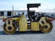 Used 2007 #Dynapac CC422VHF #Compactor in Harrisburg @ Hifimachinery.com