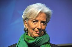 """Inspirational quotes by famous women: CHRISTINE LAGARDE """"To me, leadership is about encouraging people. It's about stimulating them. It's about enabling them to achieve what they can achieve — and to do that with a purpose."""""""