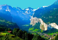 The Swiss Alps by Chris Taylor on 5000 px.
