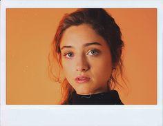 Natalia Dyer by Andrew T. White for LADYGUNN Magazine, December 2016.