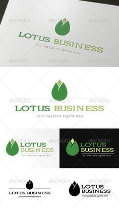 Lotus Business Logo