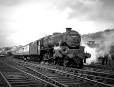 Morecambe, Windermere, Locomotive, Trains, Tours, Black, Black People, Locs, Train