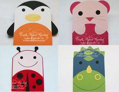 LW Designs: Little Critter Cards