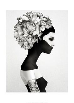 Ruben Ireland Marianna, poster 50x70