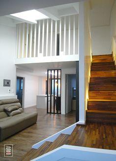 Modern, offen und hell, funktional sowie komfortabel – diese Wohnung vereint all dies und besticht gleichzeitig durch ihr kompaktes Wohndesign.