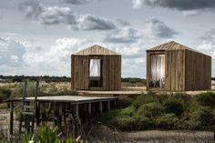 Cabanas no Río, Comporta - La cabaña como forma de vida