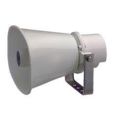 TOA loudspeaker 15 W Aluminium Wired Horn Speakers, Loudspeaker, Toilet Paper, Horns, Audio, Wire, Horn, Speakers, Toilet Paper Roll
