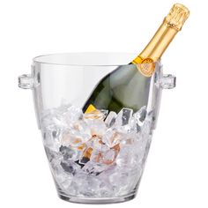 Champagne Bucket by Guzzini® @containerstore