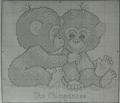Chimpanzee chart