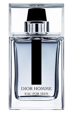 'Dior Homme Eau for Men' Eau de Toilette available at this is a lite fragrance not overpowering.each person has adifferent sense of smell and Dior Homme will interact act different on each person. this is abasic rule for all cologne,matt Perfume Dior, Christian Dior Perfume, Perfume Glamour, Dior Fragrance, Perfume Hermes, Perfume Diesel, Cosmetics & Perfume, Men Accessories, Men's Cologne
