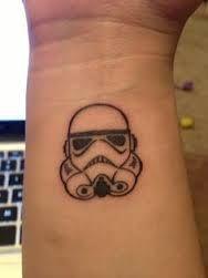 Resultado de imagem para tattoo star wars