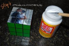 Love, Actually: Romantic Rubik's Cube -- would also be a fun sort of gift for others.