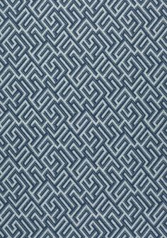 MINOS, Indigo, W80810, Collection Solstice from Thibaut