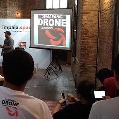 Review Event  Sekolah telusuRI Semarang #3: Memotret Lanskap dari Udara