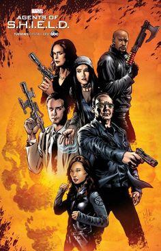Agentes da S.H.I.E.L.D. - Revelada a primeira imagem oficial de Robbie Reyes, o…