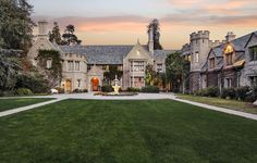Playboy Mansion, 10236 Charing Cross Rd, Los Angeles, CA 90024 - page: 1 #mansion #dreamhome #dream #luxury http://mansion-homes.com/dream/playboy-mansion/
