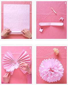 Loosh Creations: How to make your own Pom Poms