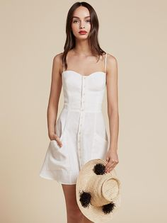Amery dress white 1 clp