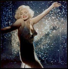 Marilyn Monroe photographed by Richard Avedon, 1959