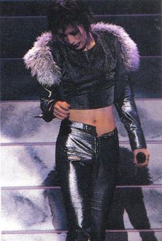 gackt. Looks inspired by Squall