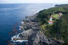 Langara Lighthouse, Canada