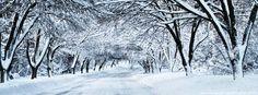 Winter Facebook Timeline Cover