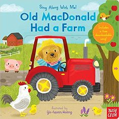 AmazonSmile: Old MacDonald Had a Farm: Sing Along With Me! (9780763686529): Nosy Crow, Yu-hsuan Huang: Books