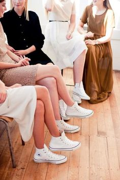 Juliette Hogan Spring/Summer launch/need white sneakers