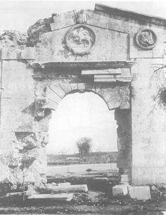 ΠΥΛΗ ΛΑΖΑΡΕΤΟ ή ΑΓ.ΓΕΩΡΓΙΟΥ Σελίδες Ιστορίας και Επιστήμης: Το Ηράκλειο της Κρήτης (Γ' Μέρος)