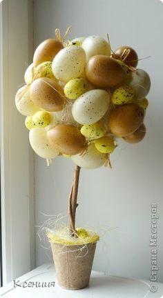 Всех со светлым праздником Пасхи! Счастья, мира, добра, любви, взаимопонимания! Долго думала я над своими пасхальными корзинами,хотелось сделать что-нибудь необычное. Придумала сделать их в форме яиц. Может быть, моя идея ещё кому-нибудь пригодится. фото 2