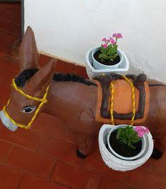 Burrinho de barro vindo lá do Norte do Brasil