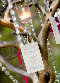 wedding wish tree~