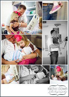 Rachel Dawn Photography, Hospital Newborn Photographer, Birth Photographer, Spring Hill Hospital, Mobile Alabama, Big Sister