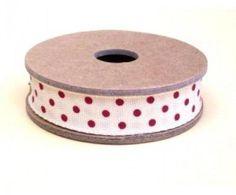 Nastro a Pois dallo shop Lots-of-love-design - materiali - altri materiali - su ulaola.com