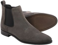 $124, Gordon Rush Kane Chelsea Boots. Sold by Sierra Trading Post. Click for more info: https://lookastic.com/men/shop_items/342819/redirect
