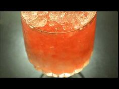 amaretto orange blossom daiquiri recipe - YouTube