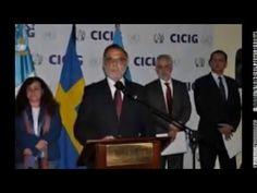 Acuerdo de creación de la #CICIG por las Naciones Unidas y el Gobierno d...