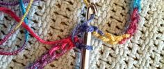 How to join a crochet chain into a loop